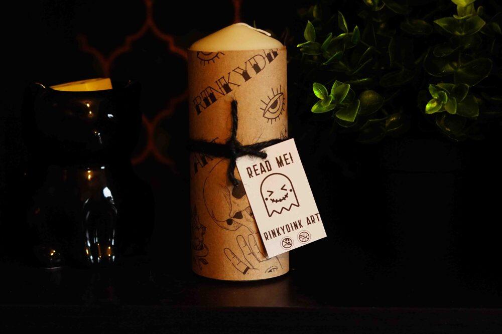pillar-packaged